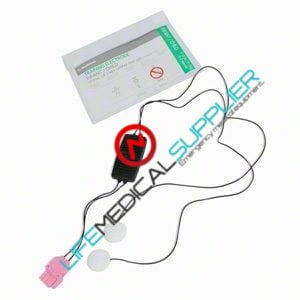 Pediatric TRAINING Electrode Pouch w/Cable-0