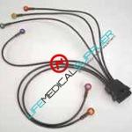 Medtronic Lifepak 12 or 15 6-Wire Precordial Lead Attachment-0