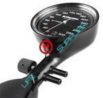 Riester sphygmomanometer palm style aneroid Latex free-0