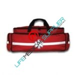 EMS oxyge duffle in red-0