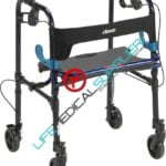Drive Medical Clever Lite Rollator Walker-0