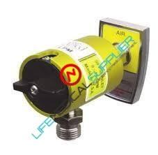 Click - It ™medical air flowmeter 0-4 lpm Chemetron QC-0