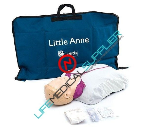 Little Anne CPR Training Manikin-0