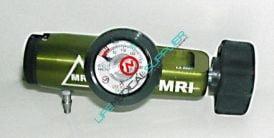 Non Magnetic click style oxygen regulator CGA-870 0-25lpm-0