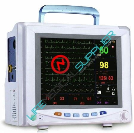 Multiparameter patient monitor 10.4