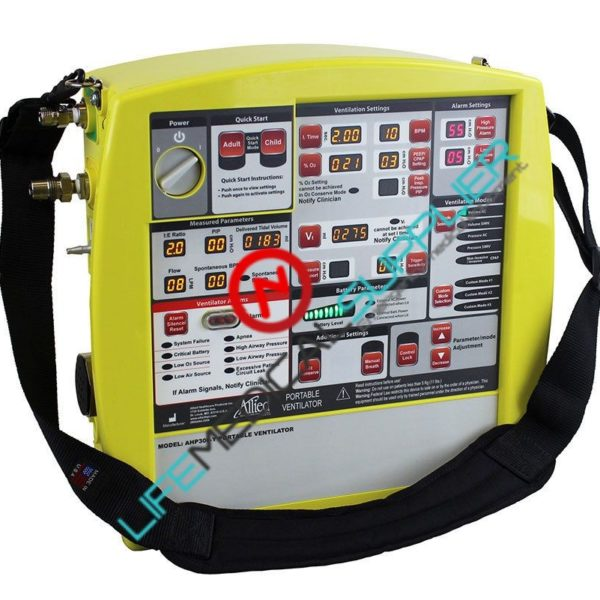 Transport ventilator for EMS response - Water resistant-0