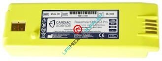 Intellisense Lithium battery for Cardiac Science Power heart G3 AED pro-0