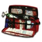 Three pocket oxygen duffle emergency supplies-0