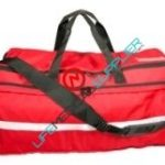 Large EMs oxygen duffle -red--0