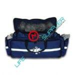 Large EMS Duffle trauma oxygen Kit Royal Blue-0