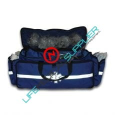 Large EMS Duffle trauma oxygen Kit Royal Blue-0