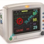 "Portable vital signs monitor 8"" -0"