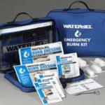 Emergency burn kits - Burn stations