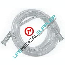B & F Smooth bore oxygen tubing 7' 5/pkg-0