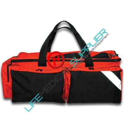 Emergency Airpack plus bag orange/black empty-0