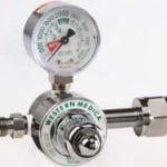 Preset oxygen regulators 50psi